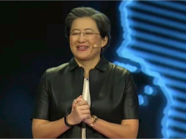 AMD CEO'su Ray Ray Gelişim ve Geleceğin Windows Dizüstü Bilgisayarlarını İzliyor