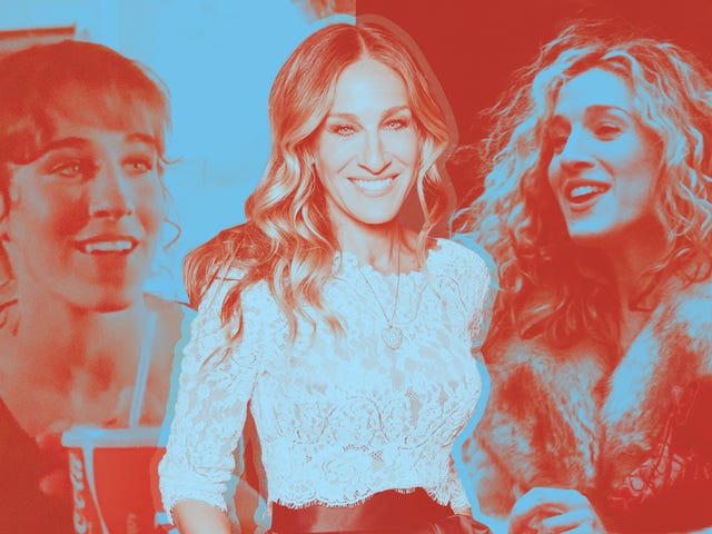 Sarah Jessica Parker on Footloose, Sex And The City, and the life-changing role that came in between