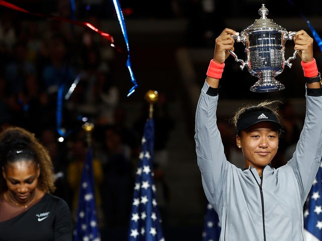 Naomi Osaka Paid The Price For The Feud Between Serena Williams And Carlos Ramos