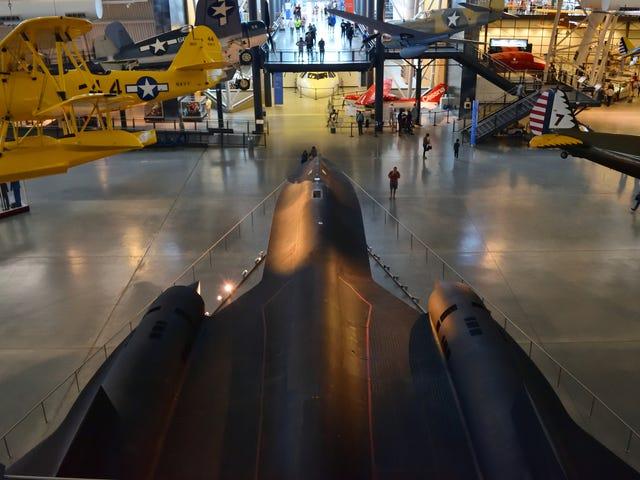 Air & Space Museum: Blackbird