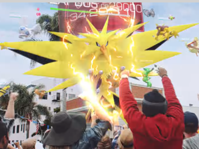 First Pokémon Go Legendary Will Be Available Saturday, If Players Work Together