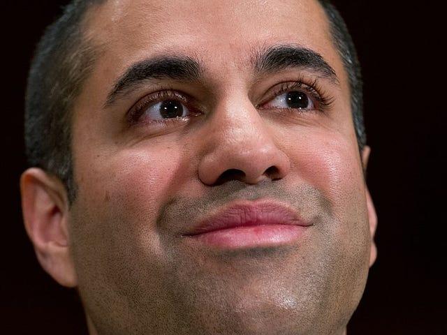 美国联邦通信委员会选择可能阻止规则保护个人信息[更新]