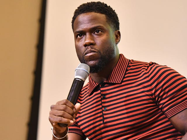 Kevin Hart's Comedy Is a Stupid Hill to Die On