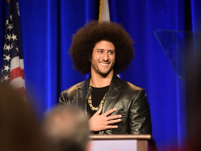 Colin Kaepernick Settles Collusion Case With NFL