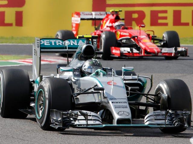 Jurutera Allegedly Try To Play Spy Dengan Mencuri Data Pasukan F1 Mercedes, Dapat Sued