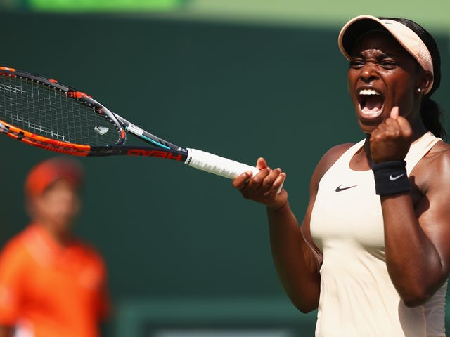 Sloane Stephens's Slump Is Over, Now Can She Win Miami?