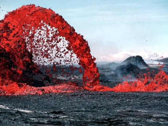 Descubren una masiva corriente de lava nunca antes detectada que discurre bajo tres ciudades de Estados Unidos