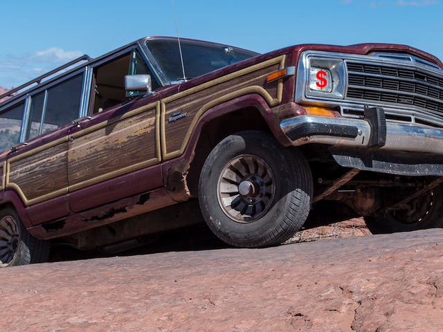 Here's How Much My '$800 Jeep Grand Wagoneer' Moab Adventure Really Cost