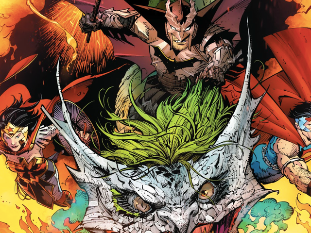 The Most Important Changes Dark Nights: Metal Has Brought to the DC Comics Universe