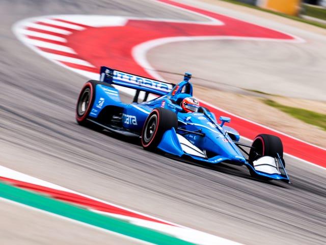 Berikut adalah Views Terbaik Dari Sabtu Petang di Litar Race IndyCar Pertama Amerika