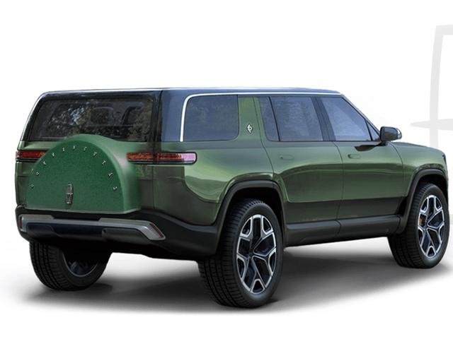 Μια τεράστια Ford / Rivian συνεργασία πρόκειται να δημιουργήσει ένα ηλεκτρικό Lincoln