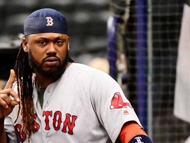 Report: Cops Looking Into Hanley Ramirez's Possible Connection To Fentanyl Trafficking Ring