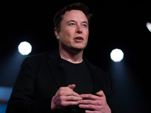 Elon Musk Går Trial Over Bad 'Pedo Guy' Tweet
