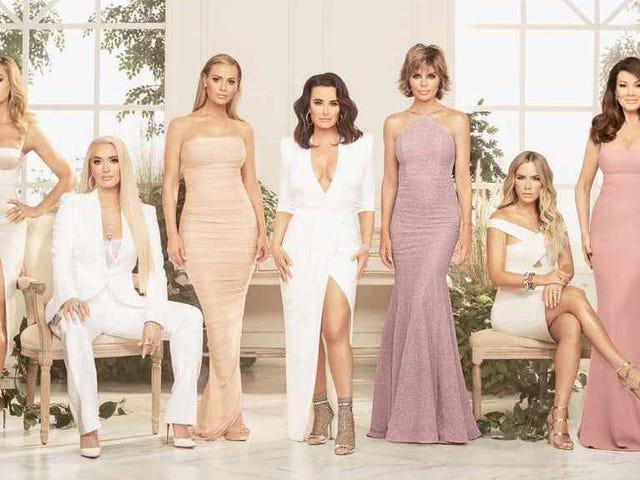 Die Real Housewives of Beverly Hills Staffel 9 Premiere ist ein starkes Argument für den Klassenkrieg