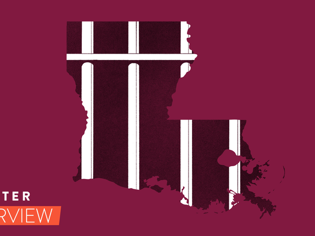 The Full Time Work of Freeing People From Louisiana's 'Horrible' Criminal Justice System
