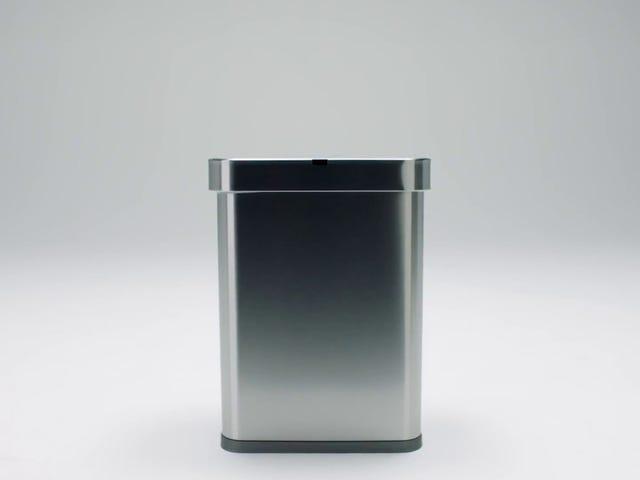 Finally a simplehuman Product We Can Trash Talk