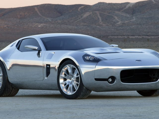 Superformance att producera Shelby GR-1 Concept !!