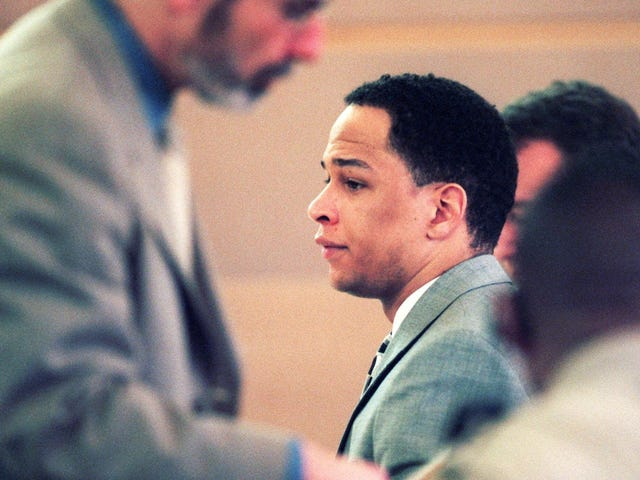 Former NFL Wide Receiver Rae Carruth Won't Try for a Relationship With the Son He Tried to Have Killed