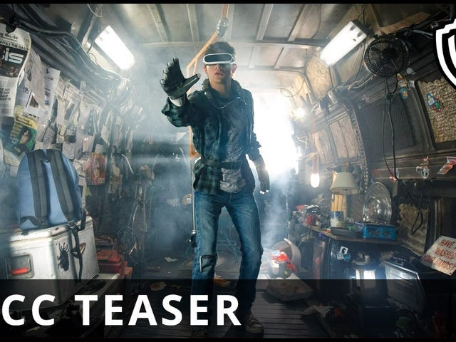 Ready Player One - Anale del trailer