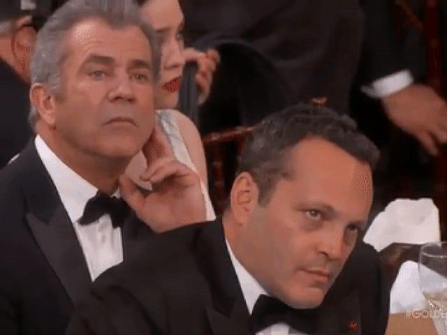 メル・ギブソンとヴィンス・ヴォーンは、映画の中でニックネームのような完全な役割を果たす