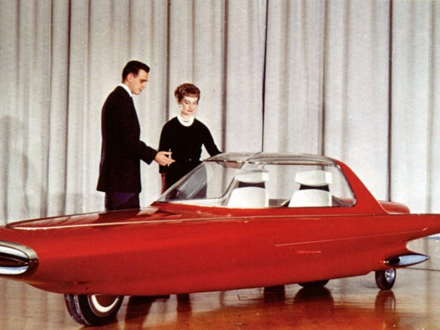 The 1961 Ford Gyron Concept Is Sort Of Making A Comeback Thanks To This Startup