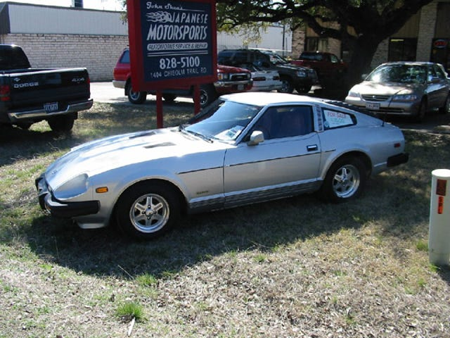 This was my first Datsun
