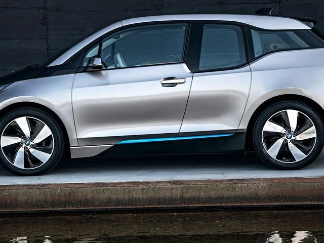 BMW Is Killing Its Range-Extending Hybrid But Maybe It Shouldn't