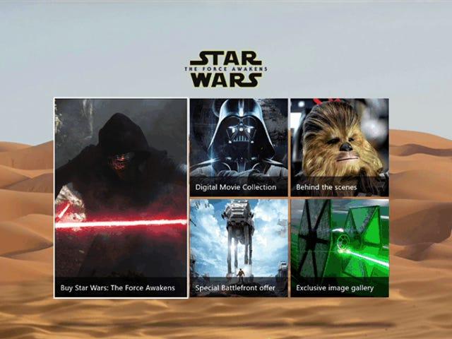 <i>The Force Awakens</i> sur les consoles de jeux