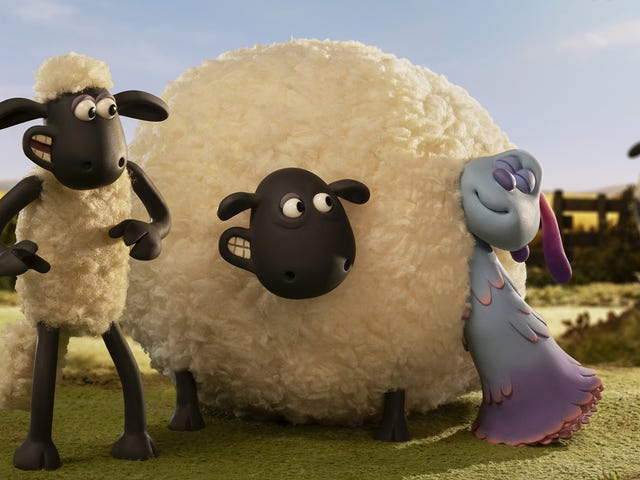 There's not enough Wallace & Gromit zaniness in the mild new Shaun The Sheep movie