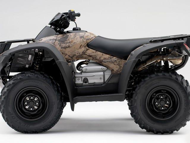 Ai biết về Quads (ATV)?