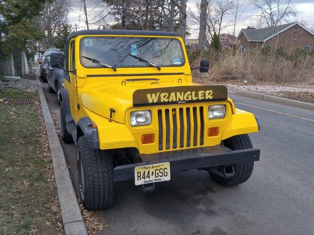 Wrangler Wednesday