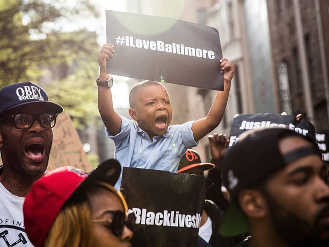 Watch: Baltimore, Freddie Gray and the Struggle of Race in America