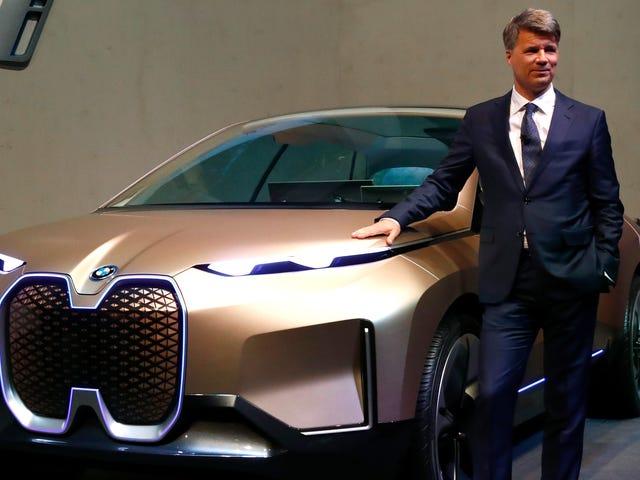 CEO BMW odchodzi po zbyt ostrożnej strategii traci udział w rynku