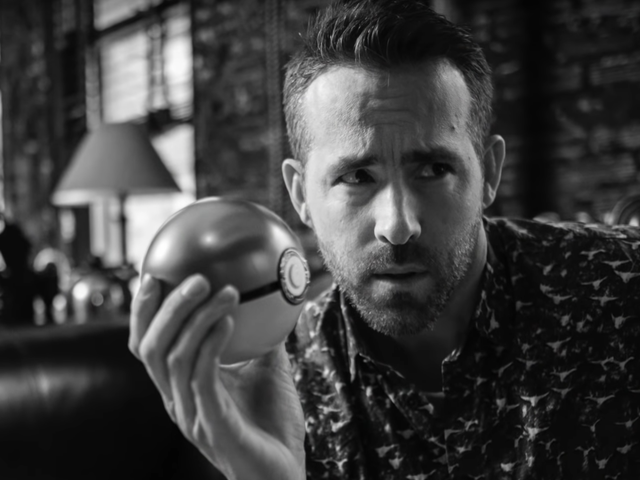 Detective Pikachu'sRyan Reynolds Tries to Pass Off Bad Parenting as Method Acting