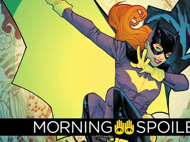 Nuevos rumores sobre el papel de Batgirl en la película <i>Birds of Prey</i>