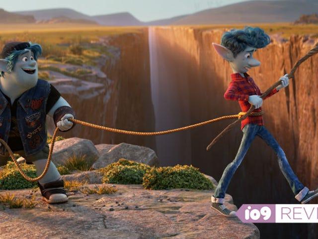 Pixar's Onward gør alt godt, men savner stadig noget magi