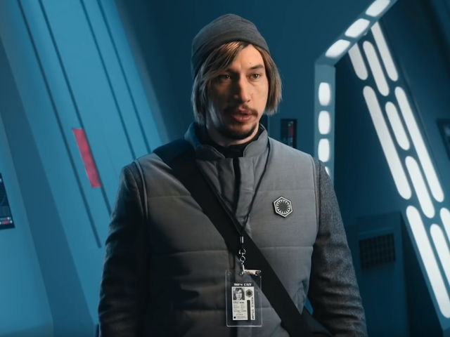 Kylo Ren Returns to Saturday Night Live for Another Round of Undercover Boss