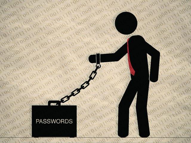 Hva å gjøre hvis du mister hovedpassordet til passordbehandleren