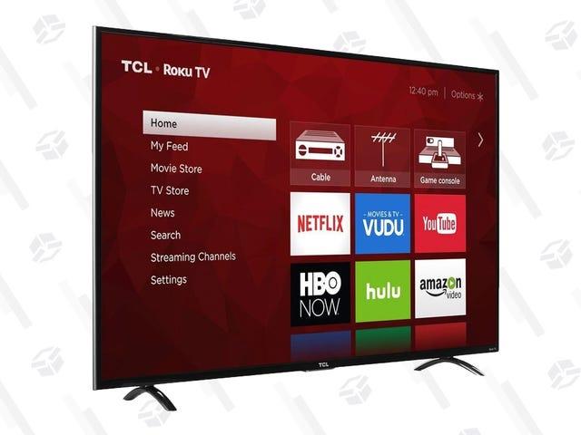 """Prendi una TV da 55 """"con Dolby Vision e Local Dimming per soli $ 400 (!!), solo oggi"""