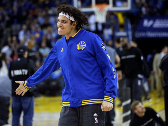 Whatever Happens, AndersonVarejãoIs Going To Be A Dude With AChampionship Ring