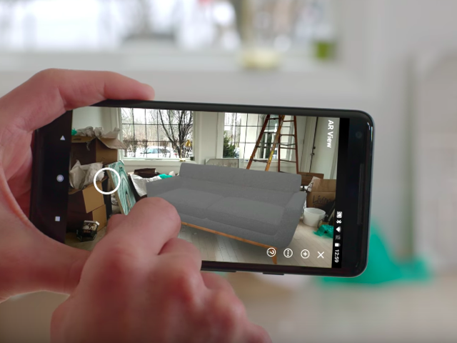 How to Use the Amazon App's AR Shopping Feature