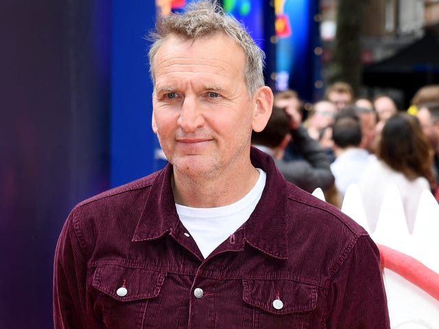 Christopher Eccleston Says He Struggled With an Eating Disorder While Filming Doctor Who