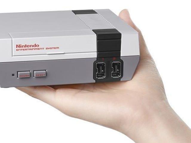 Nintendo descontinúa la NES Classic