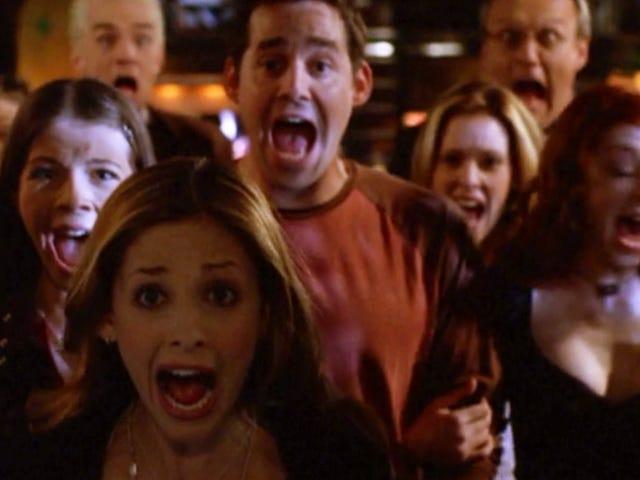 Tällä Fox Executiveilla on paras vastaus ehdotetulle <i>Buffy the Vampire Slayer</i> Rebootille
