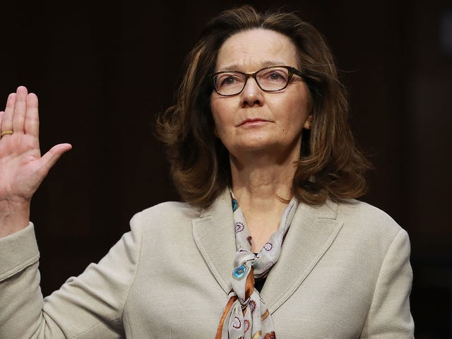 After Giving It Some Thought, Gina Haspel Thinks Torture Was a Bad Idea and Thank You for Your Vote