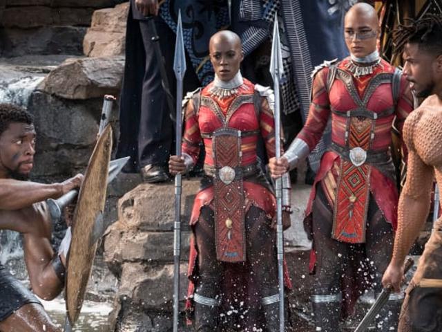 'Wakanda Curriculum' er en lærer forsøg på at tage <i>Black Panther</i> samtaler til næste niveau