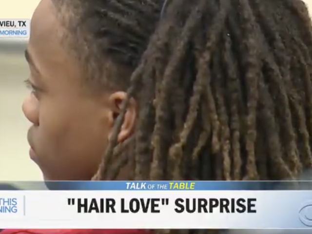 The Big Payback: Gabrielle Union, Dwyane Wade and Matthew Cherry Give Hair Love to Student Told to Cut Dreadlocks to Walk at Graduation