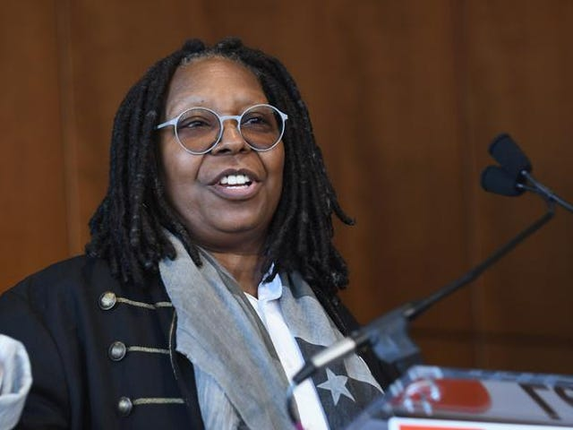 The Academy elects Whoopi Goldberg to its Board Of Governors