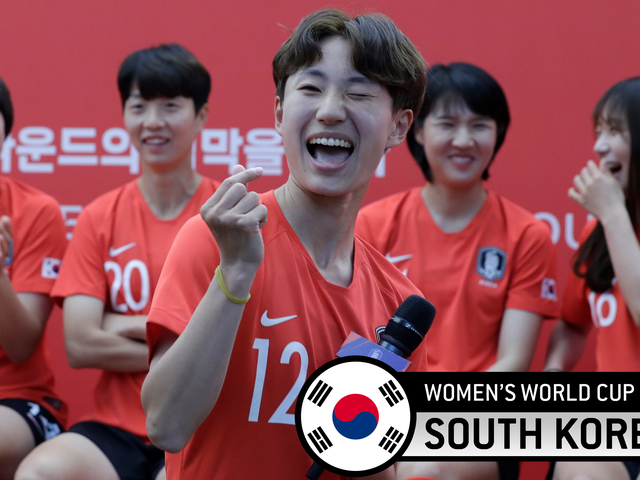 South Korea Are No Minnows, But They're Still Food For The World Cup's Sharks