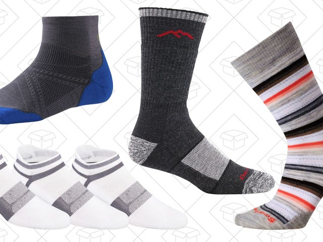 Stuff Your Sock Drawer With Better Pairs Thanks to Backcountry Sale